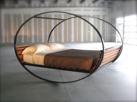 Mood Rocking Bed by Joe Manus | | What Surrounds You | Scoop.it