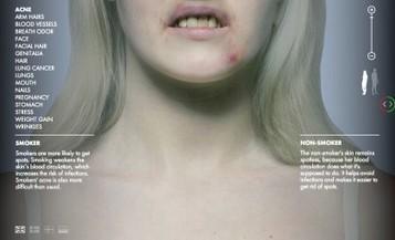Il sito che ti mostra come diventa il corpo di un fumatore | Associazione Alveare - Avventure Culturali | Scoop.it
