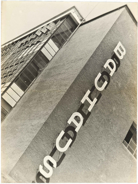 Photography at the Bauhaus   Visual Culture and Communication   Scoop.it