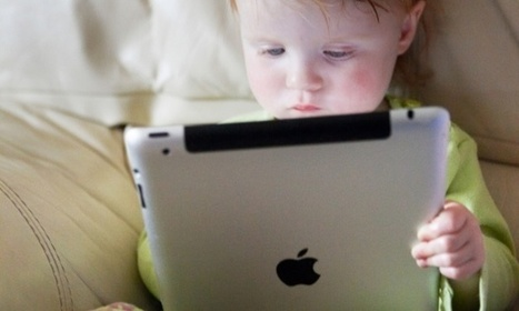 Tablets and smartphones may affect social and emotional development, scientists speculate | mrpbps iDevices | Scoop.it