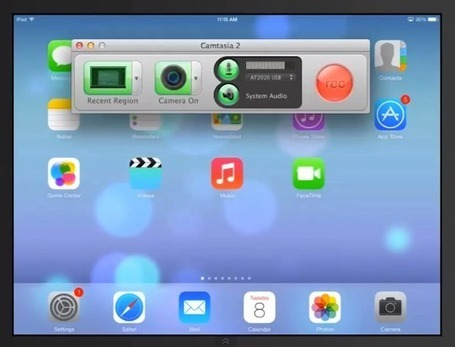 How To: Screen Record Your iPad | Ohr Chadash Ed Tech Page | Scoop.it