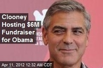 Clooney Hosting $6M Fundraiser for Obama   MORONS MAKING THE NEWS   Scoop.it