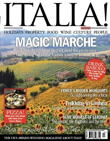 Le Marche on ITALIA Magazine: holidays, property, food, wine, Culture, People | Le Marche Properties and Accommodation | Scoop.it