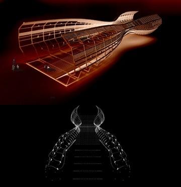Autodesk - Etienne Feher - A walk with a sound - Installation sonore   DESARTSONNANTS - CRÉATION SONORE ET ENVIRONNEMENT - ENVIRONMENTAL SOUND ART - PAYSAGES ET ECOLOGIE SONORE   Scoop.it