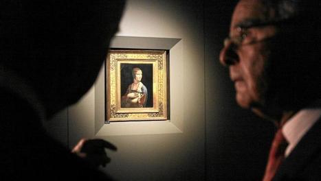 La Pologne désormais propriétaire de la «Dame à l'hermine» de Léonard de Vinci | Cultures & Médias | Scoop.it