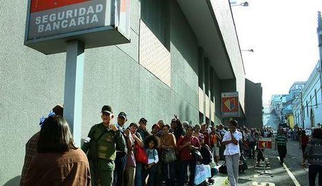 Des foules au Venezuela pour rendre les billets de 100 bolivars | Venezuela | Scoop.it