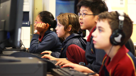 Ignite student passion for computing with an Hour of Code! | Computational Thinking In Digital Technologies | Scoop.it