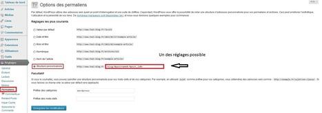 [TUTO]Régler les permaliens afin d'optimiser votre blog wordpress | assistance outils internet-web | Scoop.it