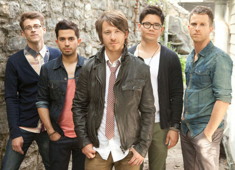 Tenth Avenue North's Christian message shines through competing sounds at ... - Richmond Times Dispatch | interlinc | Scoop.it