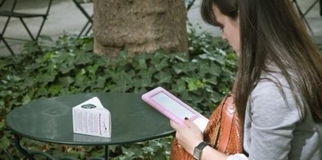 Que lisent les utilisateurs d'e-books? - Le Nouvel Observateur   Evolutions des bibliothèques et e-books   Scoop.it