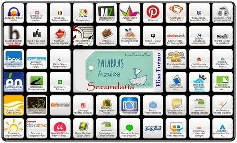 Symbaloo de las herramientas TIC usadas en Secundaria | LOS MEJORES HALLAZGOS DE DANIELA AYALA | Scoop.it