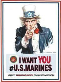 Marines enlist Cambridge social media firm to help recruit Millennials - The Boston Globe   Emerging Media Topics   Scoop.it