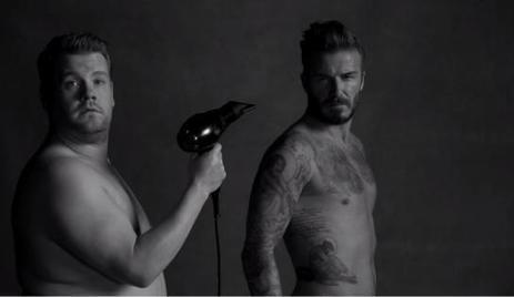 VIDEO. David Beckham dans une hilarante parodie de pub pour ... - Le Parisien | crédit : Divers, humour et vidéos | Scoop.it