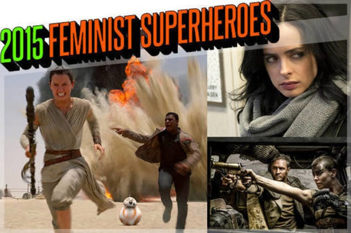 """Mad Max,"" ""Jessica Jones,"" ""Star Wars"": 2015 was the year women reigned geek culture 