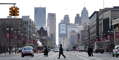 Detroit, once a symbol of industrial might, becomes largest US city to file for bankruptcy | Sustain Our Earth | Scoop.it