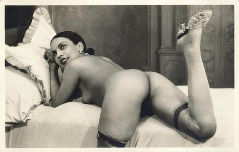 Tweet from @MySensualThough | vintage nudes | Scoop.it