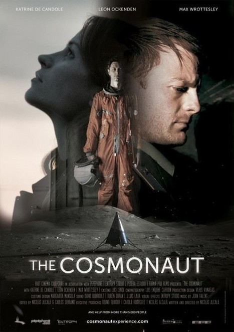 Watch Now: The Cosmonaut - The London Film Review   Televisión Social y transmedia   Scoop.it