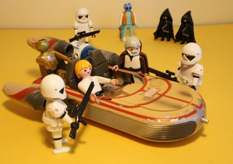 Custom Playmobil Star Wars   And Geek for All   Scoop.it