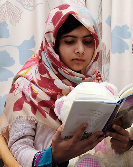 Should Malala Yousafzai be named TIME's Person of the Year? Vote now | The Blog's Revue by OlivierSC | Scoop.it