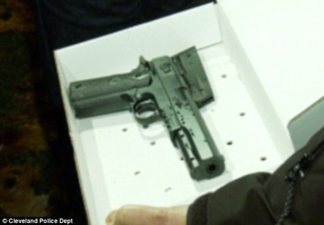 Cleveland cop shoots 12yro boy carrying a BB gun after he refused to put hands up | Parenting News&Views | Scoop.it