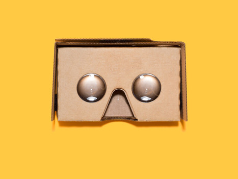 Google's Cardboard App Is the Go-To How-To for VR Design | Art - Craft - Design- Net | Scoop.it