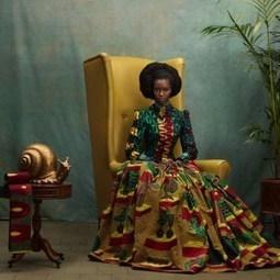 Info-Mode : Le Wax n'est pas la mode africaine   My Africa is...   Scoop.it