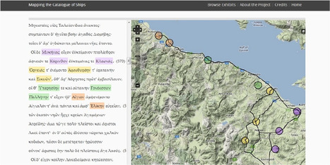 [Trend] Importance of GIS in Spatial Humanities   Digital Humanities and Linked Data   Scoop.it