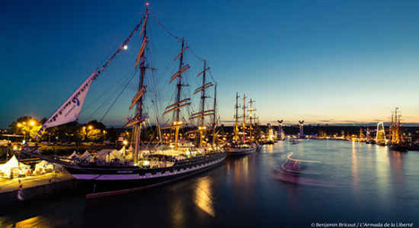Amazing Armada of Rouen, France | Armada de Rouen 2013 | Scoop.it