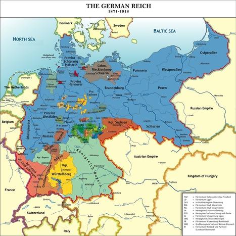 40 maps that explain World War I   Year 9: Worl...