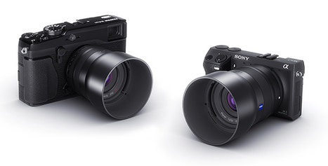 Zeiss to produce lenses for Sony NEX and Fuji XF mirrorless system ... | FujiFilm X-Pro 1 | Scoop.it