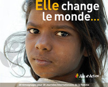 Dossier : L'éducation des femmes et des filles dans le monde - Curiosphere.tv | L'enseignement dans tous ses états. | Scoop.it