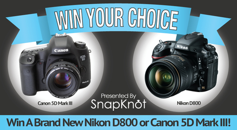Win a Nikon D800 or Canon 5D Mark III! | Everything Photographic | Scoop.it