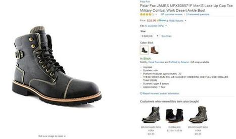 Company recalls boots after man discovers swastikas on soles | MORONS MAKING THE NEWS | Scoop.it