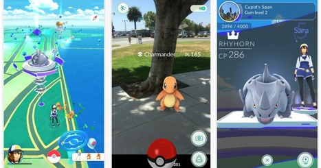 10 Ways Pokémon Go Augments Real-World Education & Student Learning | Design in Education | Scoop.it
