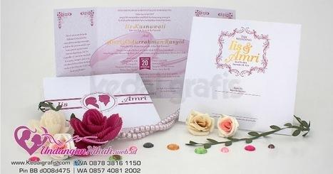Contoh Undangan Nikah Islam Undangan Pernikah