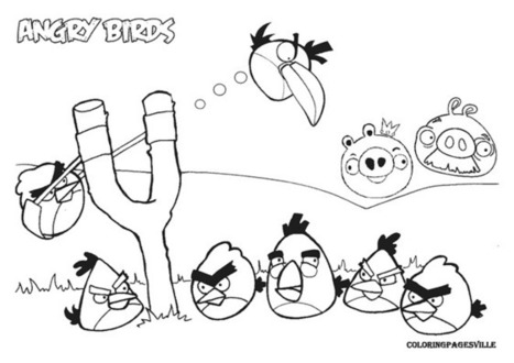 » Another Look at Launch Speed in Angry Birds | PhysicsLearn | Scoop.it