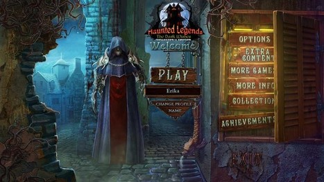 Haunted Legends: The Dark Wishes Walkthrough: From CasualGameGuides.com | Casual Game Walkthroughs | Scoop.it