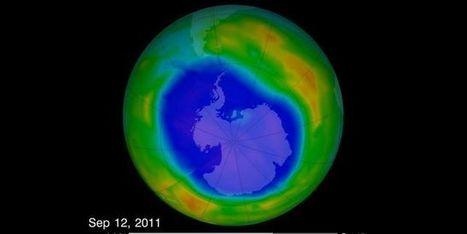 Cinq questions sur la réduction du trou dans la couche d'ozone | Vers l'Europe du futur | Scoop.it