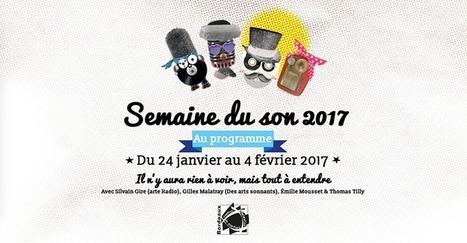 Semaine du son à Bordeaux du 24 janvier au 4 février 2017 | Radio 2.0 (En & Fr) | Scoop.it