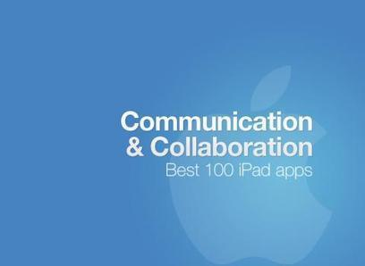 10 Best iPad Apps for Collaboration and Communication | iPads  For Instruction | Scoop.it