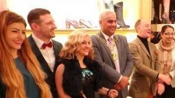 Oxford Mayor opens new branch of Shoe Embassy - Oxford Prospect | Oxford Today | Scoop.it