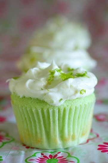 Key Lime Cupcake | Cakes & Bakes | Scoop.it