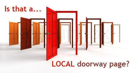 Is that a Local Doorway Page or a Local Landing Page? Nifty Tips from Nifty Lance | Google+ Local & Local SEO News | Scoop.it