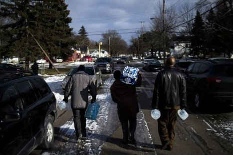 A Question of Environmental Racism in Flint | Upsetment | Scoop.it