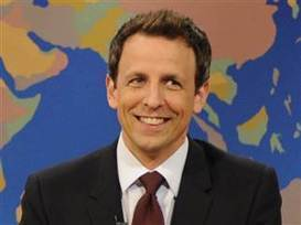 Seth Meyers named as 'Late Night' host - TODAY.com | It's Show Prep for Radio | Scoop.it