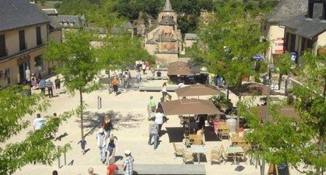 Bozouls : La fréquentation touristique  est en hausse | L'info tourisme en Aveyron | Scoop.it