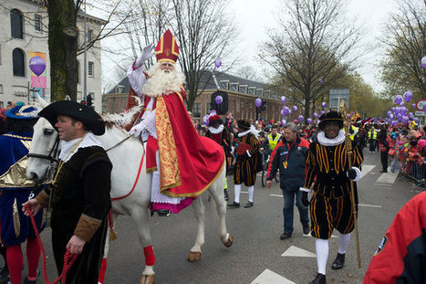 Where St. Nicholas Has His Black Pete(s), Charges of Racism Follow | Cultural Geography | Scoop.it