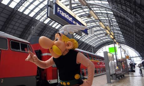 Asterix to invade Britain with touring attraction | Transmedia: Storytelling for the Digital Age | Scoop.it