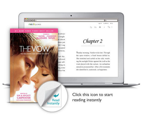 NOOK® for Web - Barnes & Noble | School Library 2.0 | Scoop.it