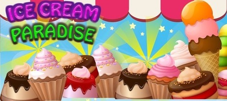 Buy Ice Cream Scoops Maker Top Selling Game Full Games For iOS | Chupamobile.com | Mobile App Development | Scoop.it